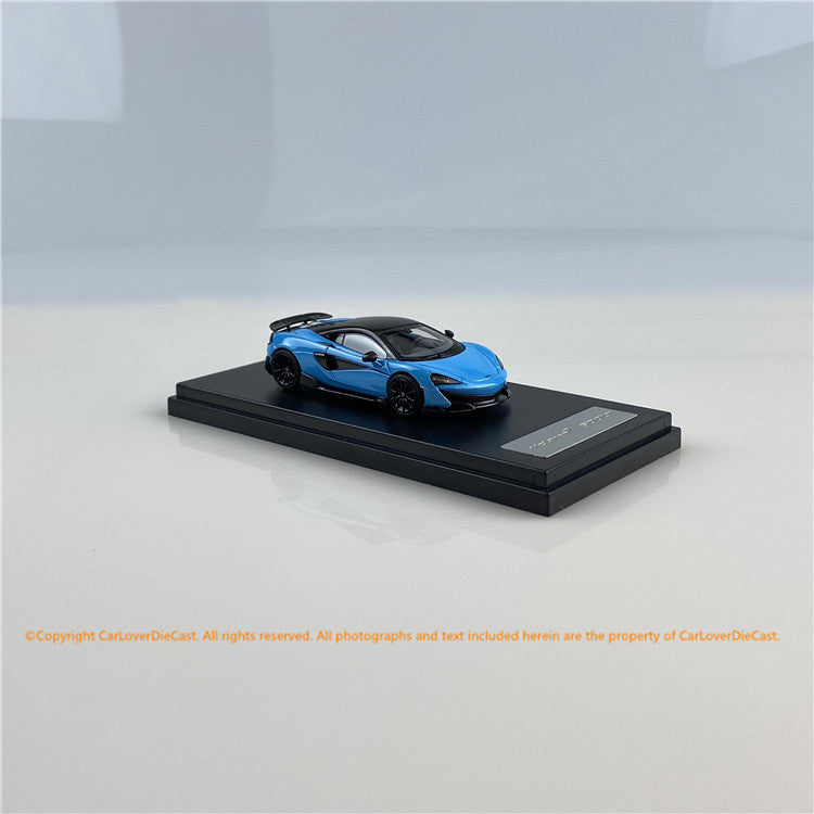 LCD 1:64 McLaren 600LT SKY BLUE (LCD64007SB ) Diecast car model available now