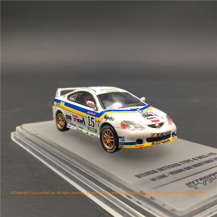 Inno Model 1:64 HONDA INTEGRA Type-R DC5