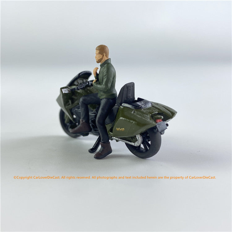 PADACE MODEL 1:64 Man Figuer ➕Honda NM4 Vultus Motor (100297/298) available now