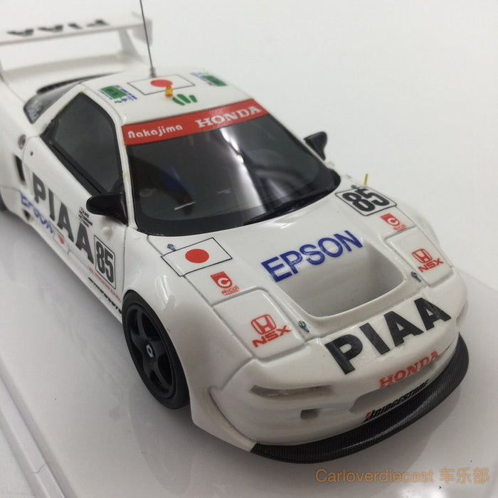 TSM-Model Honda NSX GT2 #85 1995 Le mans 24Hr. Qualify Resin Scale 1:43 (TSM430115) Available  now