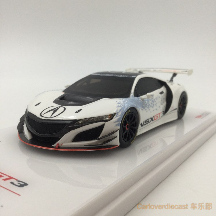 TSM-Model Acura NSX GT3 2016 PresentationNY Auto Show Resin Scale 1:43 (TSM430142) Available  now