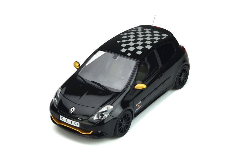 OttO Mobile 1:18 Renault Clio 3 RS RB7 Noir Profond (OT884) Resin Car Model  Available on End of Feb 2021 pre-order now