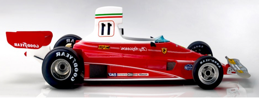 GP Replicas 1:18   312 T Clay Regazzoni 1975 #11 (GP26B) limited 250 pcs available on end of Aug 2019 pre-order item