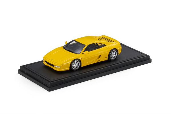 Top Marques 1:43 FERRARI F355 Berlinetta Yellow (TM43-12B) Resin car model available on End of November 2020 Pre order now