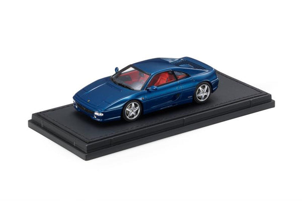 Top Marques 1:43 FERRARI F355 Berlinetta Blue (TM43-12E) Resin car model available on End of November 2020 Pre order now
