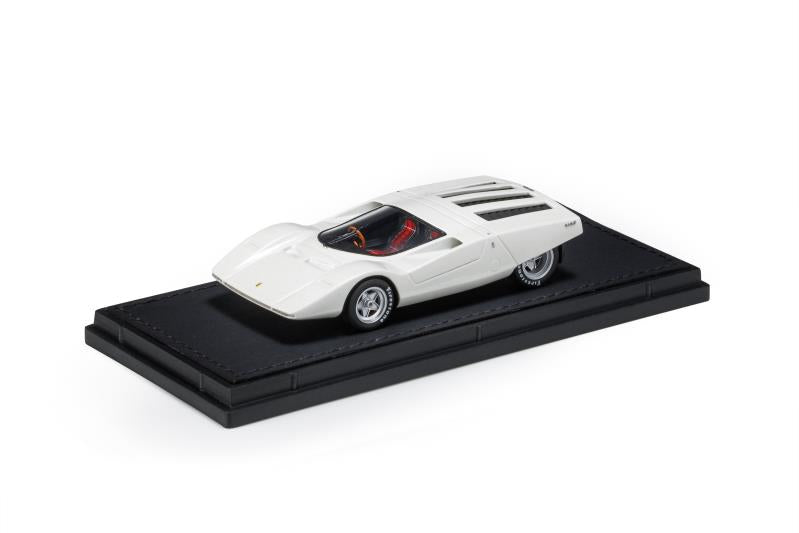 Top Marques 1:43 Ferrari 512s Berlinetta Concept White (TM43-14A) Resin car model available on End of November 2020 Pre order now