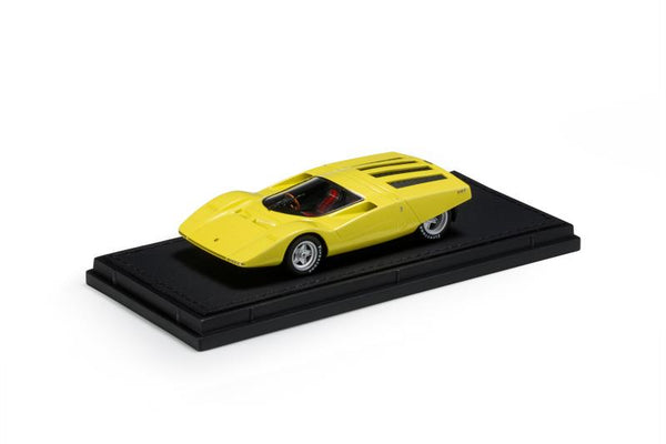 Top Marques 1:43 Ferrari 512s Berlinetta Concept Yellow  (TM43-14B) Resin car model available on End of November 2020 Pre order now