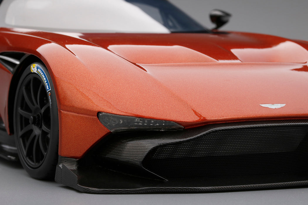 ... TopSpeed   Aston Martin Vulcan (Volcano Orange) Resin Scale 1:18 TS0026  Available ...