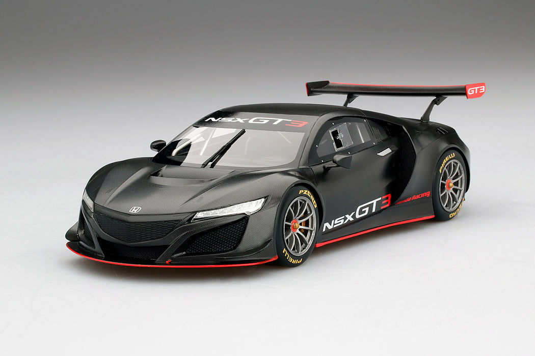 Topspeed - Acura NSX GT3 Test Car resin scale 1:18 TS0082 available on April 2018