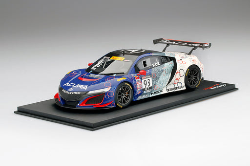 Topspeed - Acura NSX GT3 #92 Pireli World Challenge Real Time Racing  resin scale 1:18 TS0163 available date to be advise (waiting for Topspeed update)