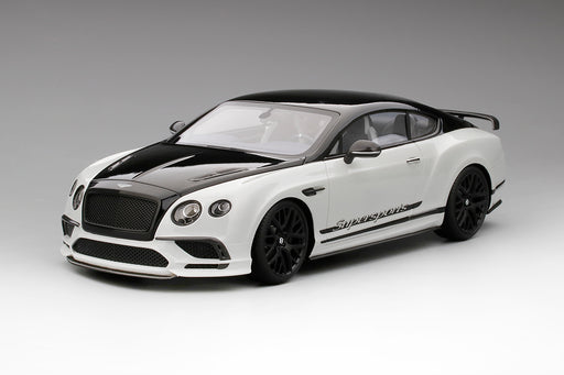 TopSpeed - Bentley Continental Supersports 2017 Quartzite  Resin scale 1:18 (TS0166) available on Dec 2017 pre-order now (limited 999pcs)