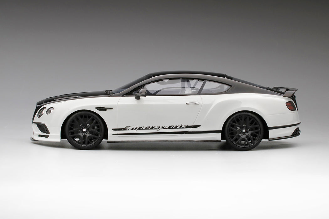 (TopSpeed) Bentley Continental Supersports 2017 Quartzite Scale 1/18 Resin Model Limited 999 pcs TS00165 available Dec 2017 pre-order now