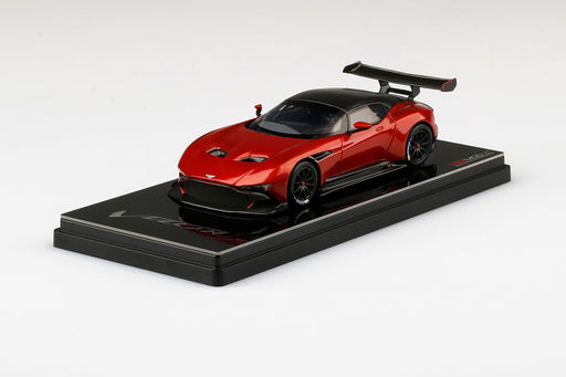 TSM - Aston Martin Vulcan (Lava Red) resin scale 1:43 (TSM430176) available on jan 2018 Pre-order now