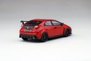 TSM Model -  Honda Civic Type R Mugen 2016 Milano Red resin scale 1:43 available on dec 2017 pre order now (TSM430200)