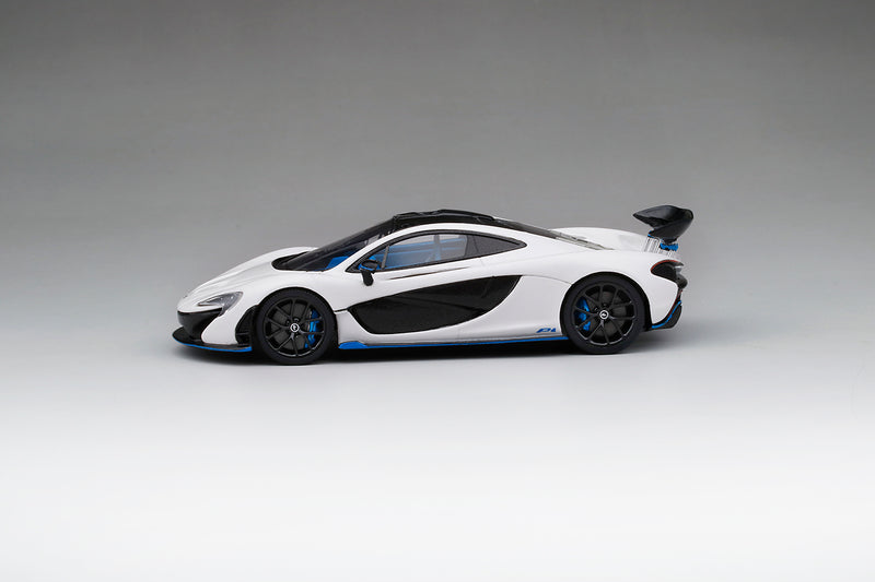 TSM Model - Mclaren P1 resin scale 1:43 (White) available on dec 2017 pre-order now (TSM430252)