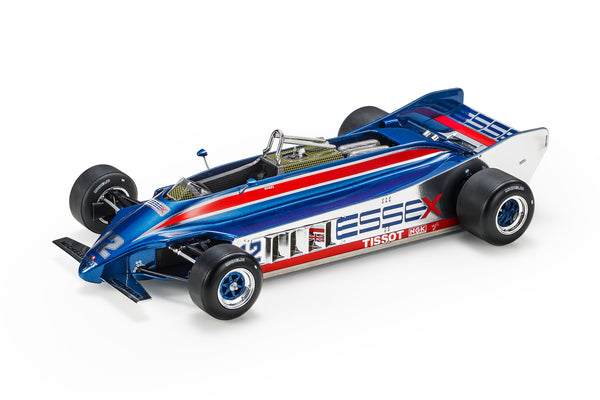 Top Marques 1:18 LOTUS 88 #12 NIFEL (GP59B) Resin car model available on End of November 2020 Pre order now