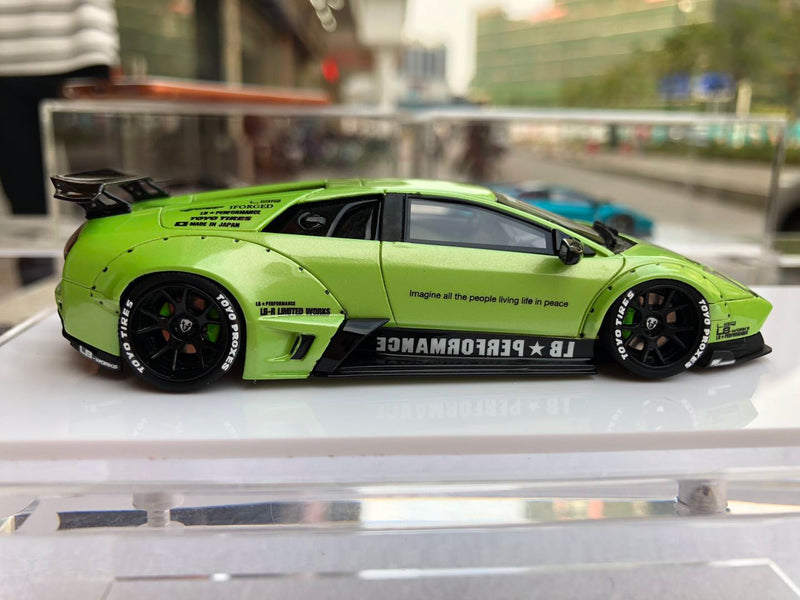 KIngston - Liberty Walks Murcielago Resin Scale 1:43 Available on March 2018