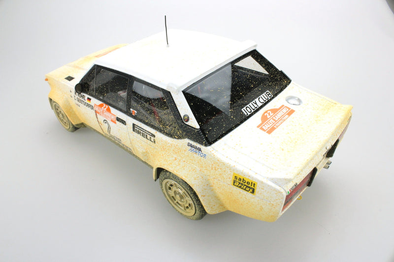 Top Marques - Fiat 131 Abarth
