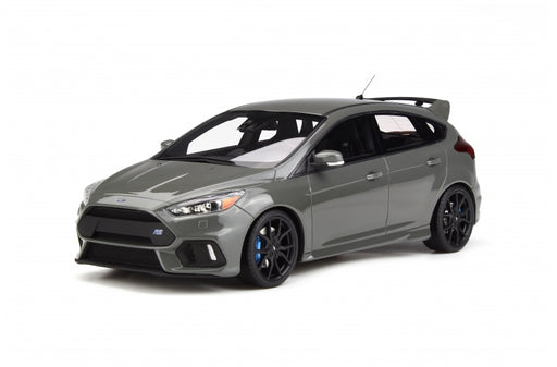 OttO Mobile 1:18 Ford Focus RS 2017 resin model (OT779) Limited 999pcs available on end of July 2018 Pre-order now