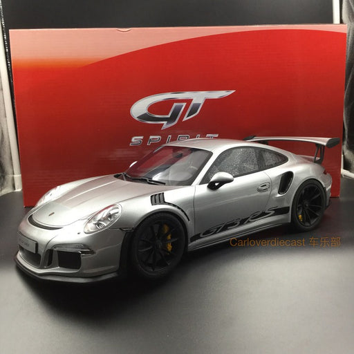 GT Spirit  1:12 PORSCHE 911 GT3 RS (GT705) resin car model