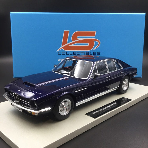 LS Collectibles 1:18 Aston Martin Lagonda 1974 Berline (Bleu) LS024C disponible dès maintenant