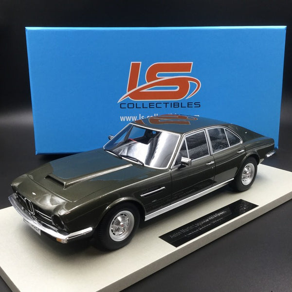 LS Collectibles 1:18 Aston Martin Lagonda 1974 Saloon (Vert) LS024D disponible maintenant