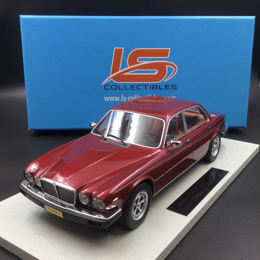 LS Collectibles  1:18  Jaguar XJ 6 1982  LS025C (Red)
