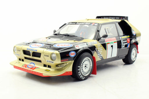 Top Marques 1:12 Lancia Delta S4 #7  resin scale 1:12 (TMR12-04C) Limited 100 units available on End of March 2019 Pre-order item