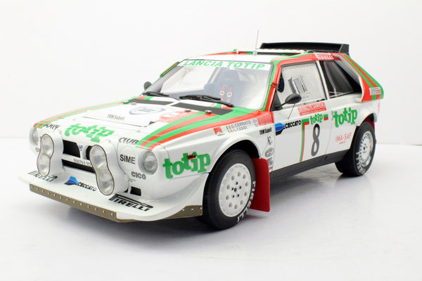 Top Marques 1:12 Lancia Delta S4 #8 resin scale 1:12 (TMR12-04B) Limited 100 units available on End of March 2019 Pre-order item