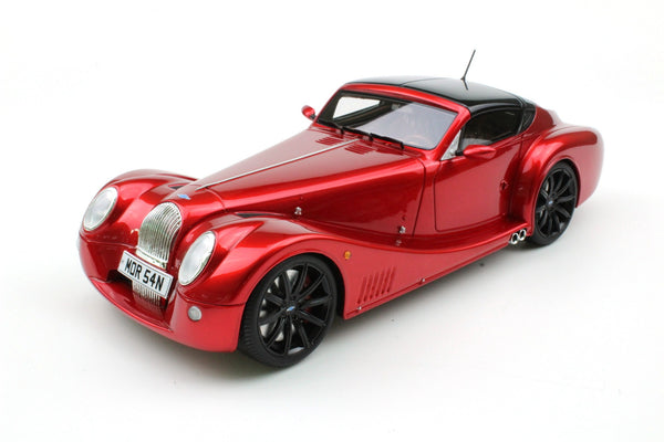 Top Marques - Morgan Aero Super Sport in Rocket Red resin scale 1:18 (TOP51A)  available on end of May 2018 Pre-order now