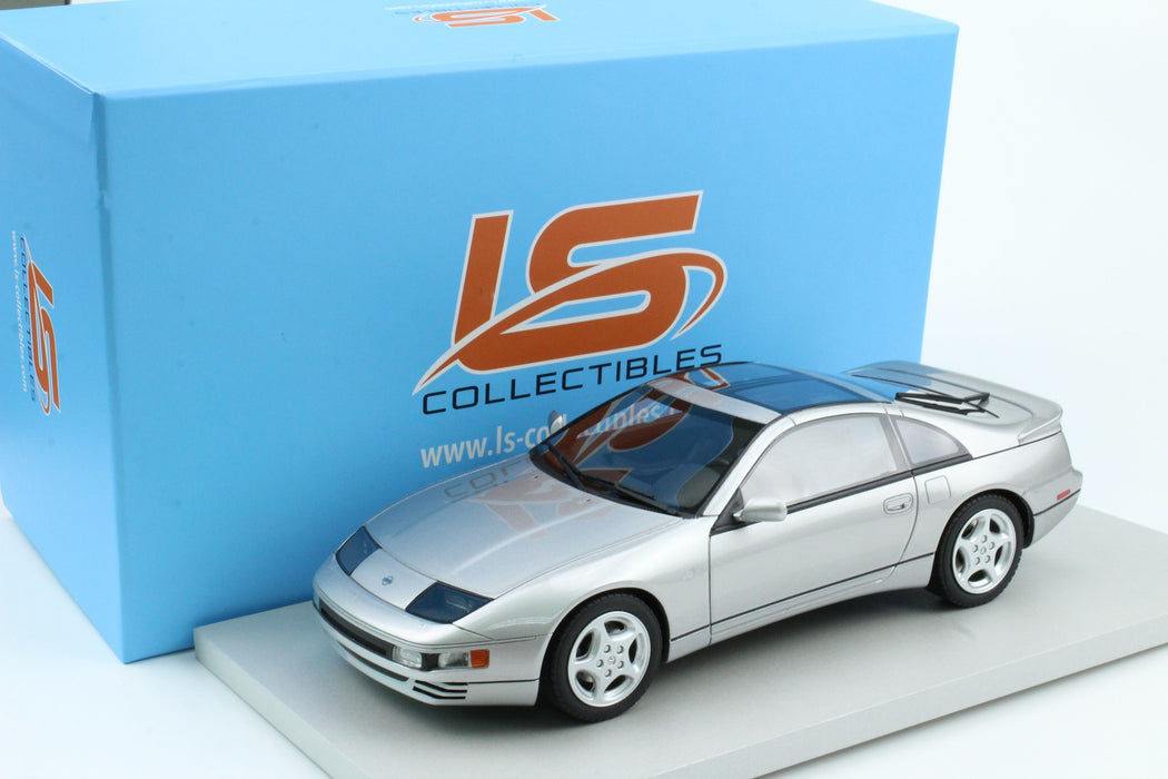 LS Collectibles - Nissan 300ZX 1992  resin scale 1:18 in Grey (LS18F) available on end of May 2018 Pre-order now