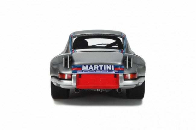 PORSCHE 911 RSR TARGA FLORIO 1973 1/18 Resin Model By GT Spirit (GT052) Limited 2000pcs Available on Aug pre-order now