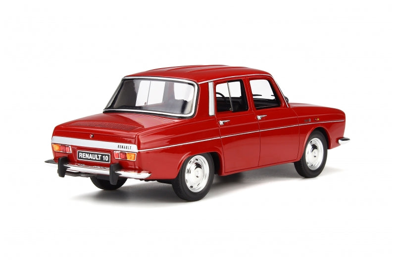 OttO Mobile - Renault 10 resin scale 1:18 (OT231) limited 999 pcs available on end of June2018 pre-order now
