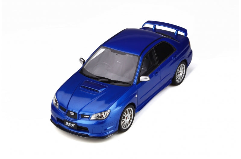 OttO Mobile 1:18 Subaru Impreza STI S204 (OT322) resin car model Limited 1500 pcs available on end of Nov 2019 Pre-order item