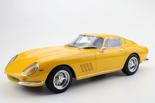 Top Marques - Ferrari 275 GTB /4 (Yellow) 1:12 resin model (TM12-04B) available now