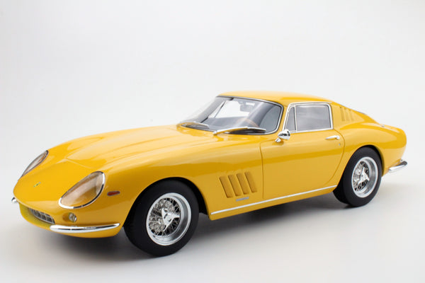 Top Marques -  275 GTB /4 (Yellow) 1:12 resin model (TM12-04B) available now