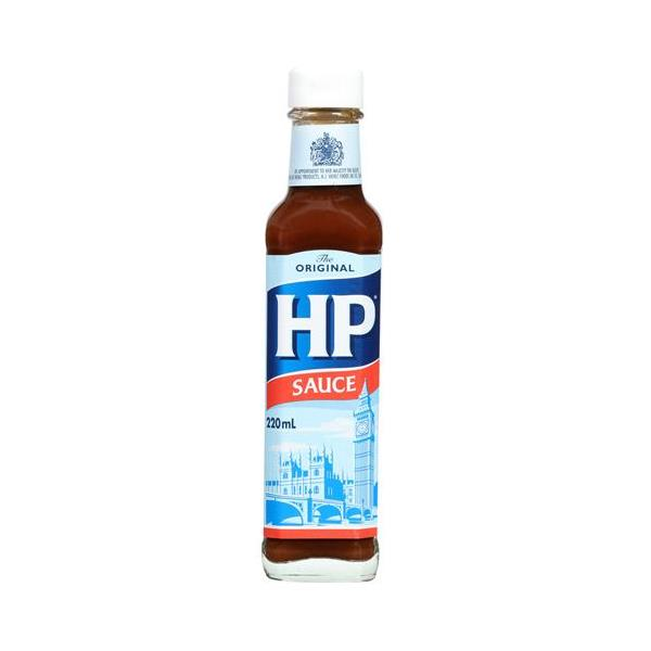 HP Sauce Regular 220ml