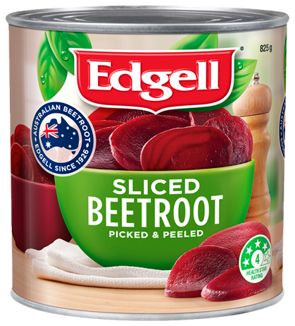 Edgell Sliced Beetroot A10