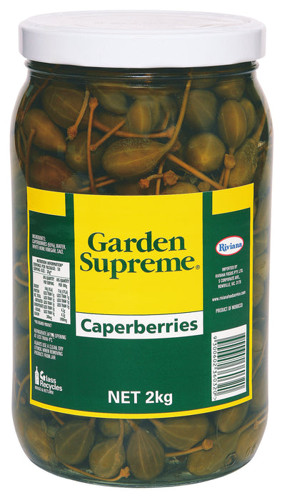 G/Supreme Caperberries 2kg