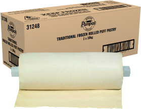 Pampas Puff Pastry 2 x 5kg