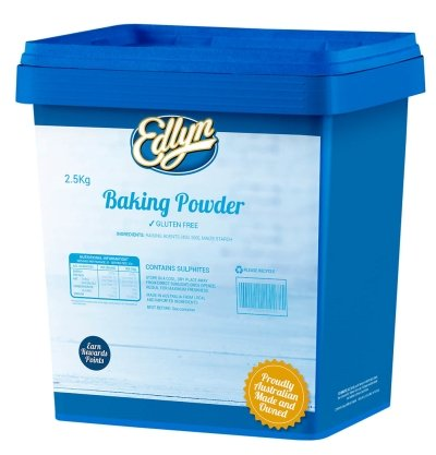 Edlyn Baking Powder 2.5kg (6)