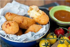 Macaroni & Cheese Croquettes 50 x 47gm
