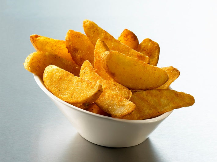 Edgell Spicy Potato Wedges 2kg