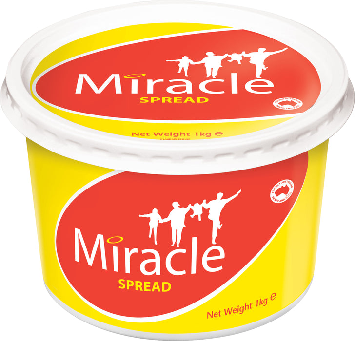 Margarine Miracle Spread 1kg
