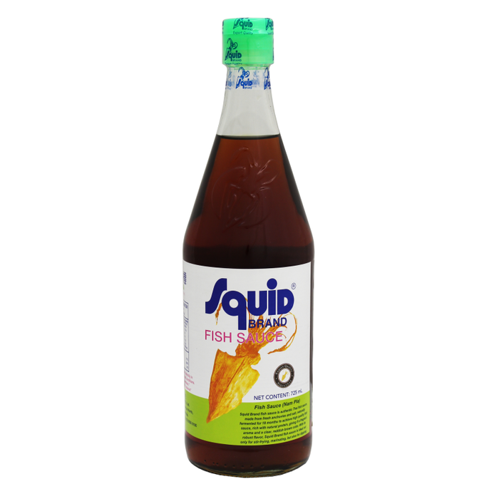 Squid Fish Sauce 700ml