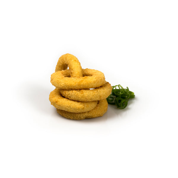 Captains Catch Formed Crumbed Squid Ring 1kg