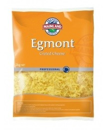 Egmont Shredded Cheese 2kg
