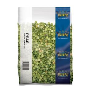 Trumps Green Split Peas 1kg