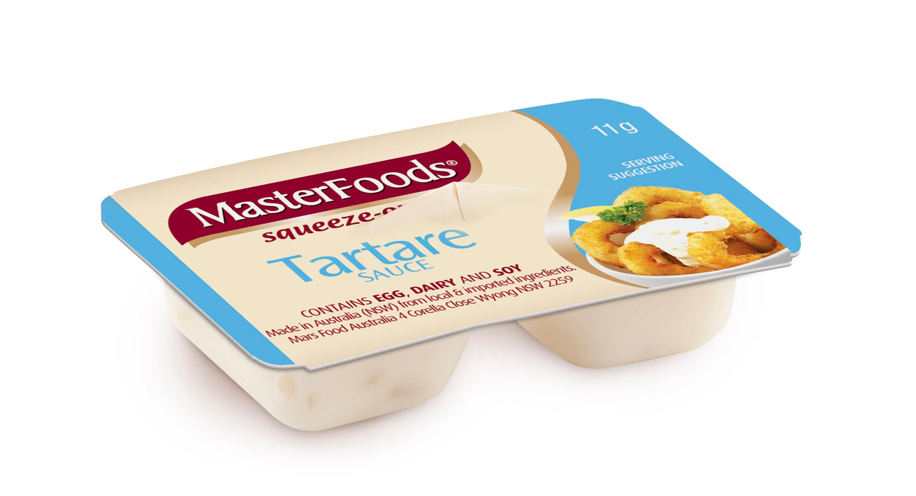 M/Foods Tartare Sauce 11gm PC 100s