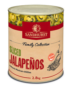S/Hurst Jalapeno Sliced Peppers A10